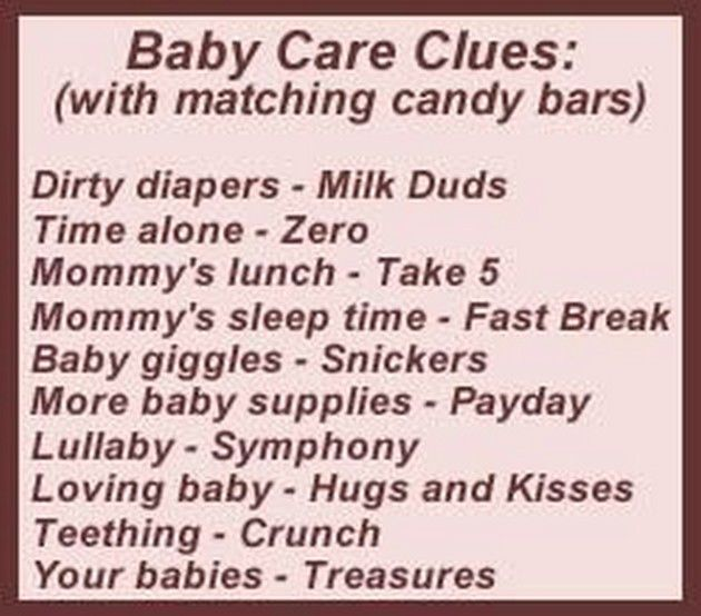 118 Best Baby Shower Games Images On Pinterest | Game Of, Bridal Showers  And Candies