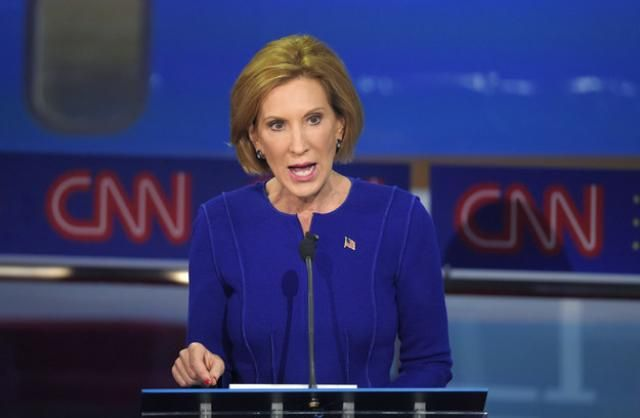 Carly Fiorina Chairs Organization That Funded Abortion Group
