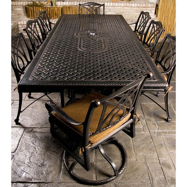 Grand Terrace Dining Patio Tablespatio