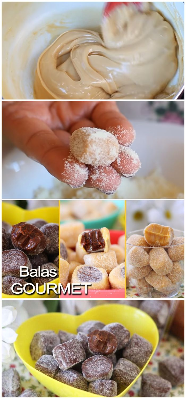 Balas De Leite Ninho E Nutella Bala De Leite Ninho Nutella Ideias