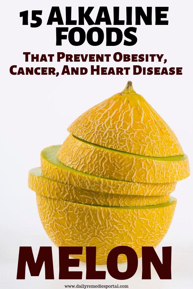 15 Alkaline Foods That Prevent Obesity, Cancer, And Heart DiseaseMelanie Seifert