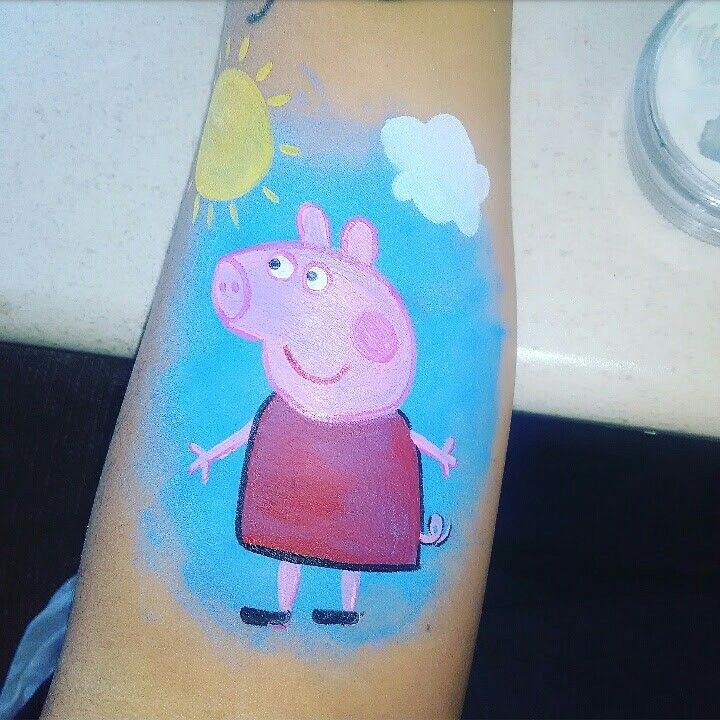 Peppa Pig Face Painting Kit