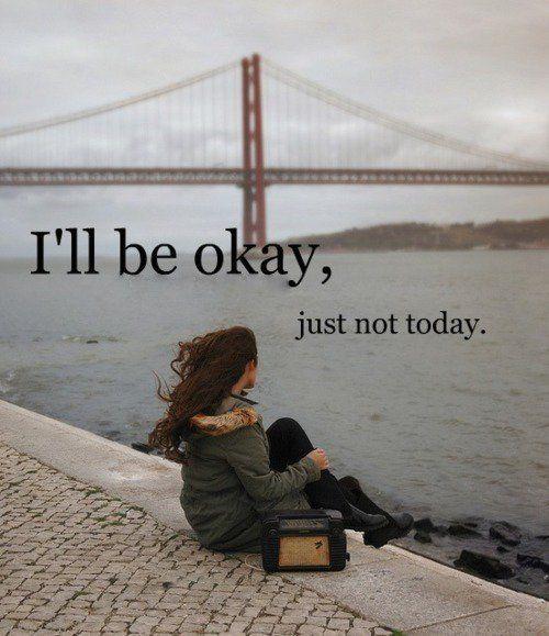 Saddest day of my life.