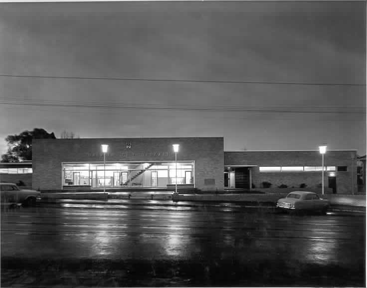 MP 5491. Malvern City Library, 1959.