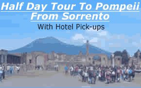 Pompeii Tour From Sorrento
