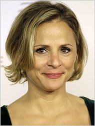Amy Sedaris - Used to bring cupcakes to my workplace in N.Y.C. at the holidays.  Very sweet and funny lady.  :)