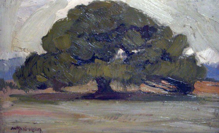 Λύτρας Νικόλαος-Το πεύκο, The pine-tree Πινακοθήκη Αθηνών – Municipal Art Gallery of Athens