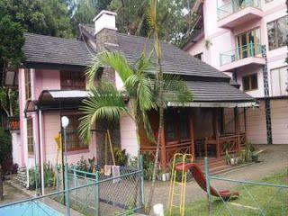 VILLA BLOK O NO 11 Lembang - Sewa Villa Lembang Villa Istana Bunga Bandung