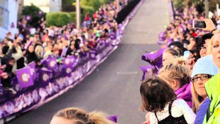 Cadbury Carnival Jaffa Race (+playlist)