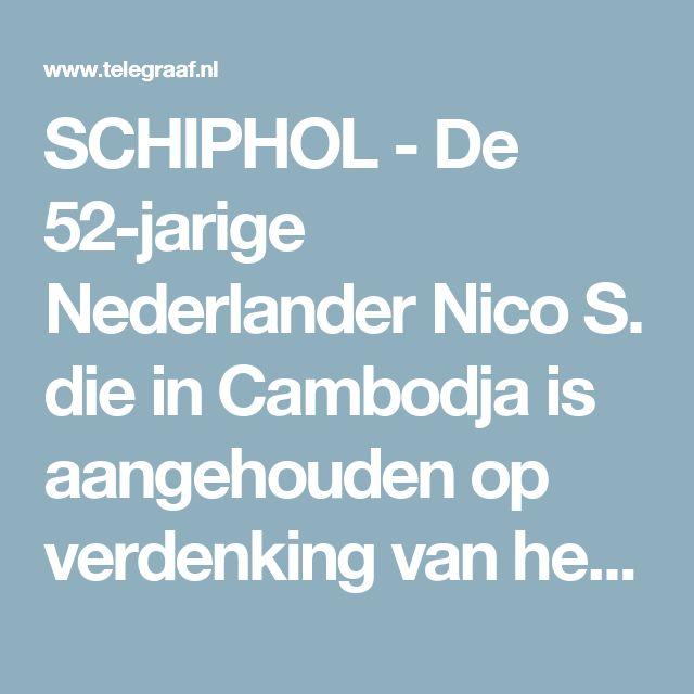 SCHIPHOL - De 52-jarige Nederlander Nico S. die in Cambodja is aangehouden op verdenking van het produceren van kinderporno, werkt sinds 2013 als pastoor op Schiphol. Daar is hij medeverantwoordelijk voor de geestelijke verzorging van reizigers. De man was onder andere nauw betrokken bij de hulpverlening aan nabestaanden van de MH17-ramp.  Een woordvoerster van de Oud-Katholieke Kerk Nederland reageert geschokt op het bericht. De vrouw bevestigt dat S. nog altijd werkzaam is voor de…