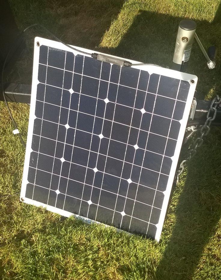 Amazon Flexible 50W 18V Solar Panel Solar panels, Best