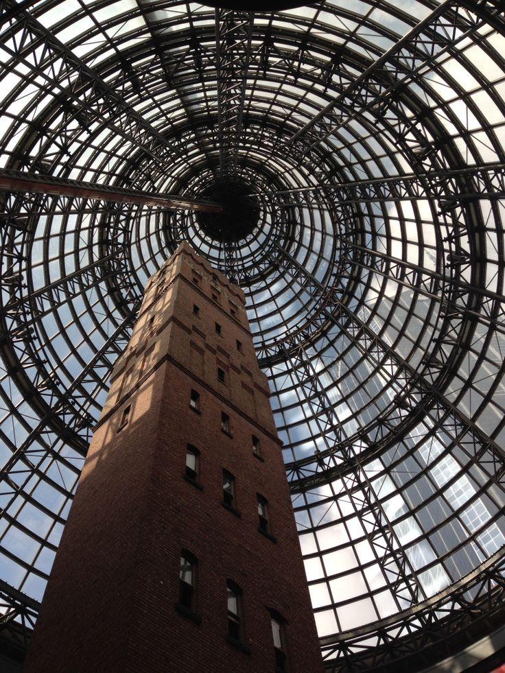 Melbourne central, shot tower