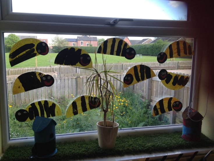 Bees for minibeasts topic by Miss Johnson