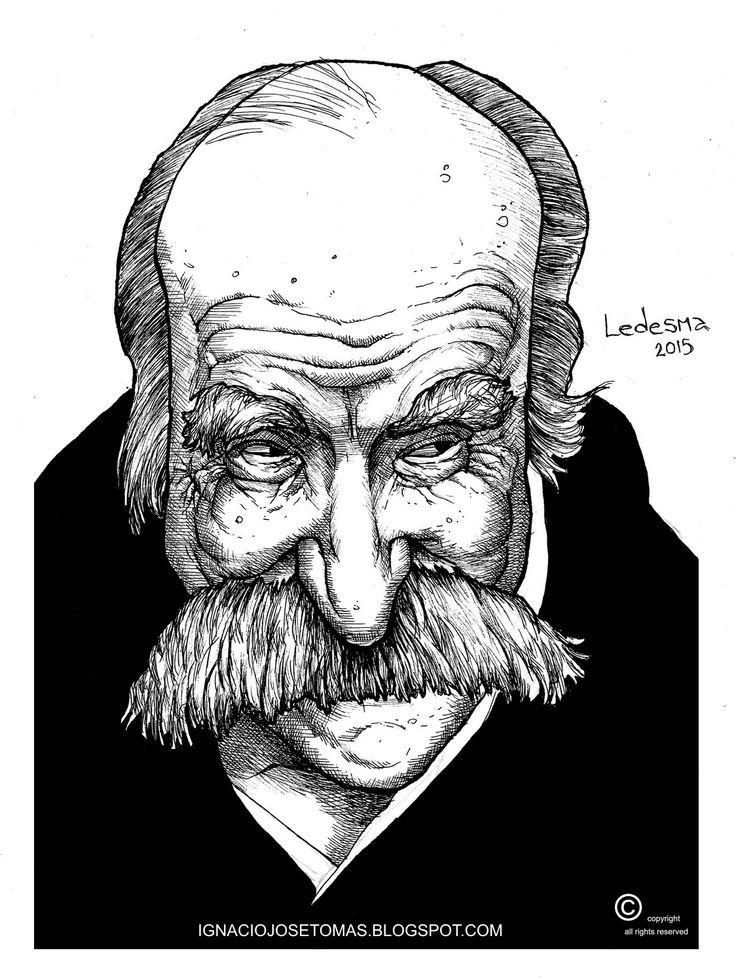 Alberto Laiseca, tinta sobre papel, 2015.