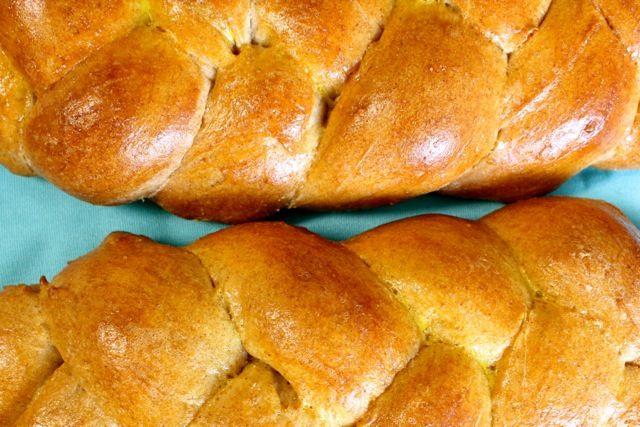 Whole Wheat Challah Bread   Recipe