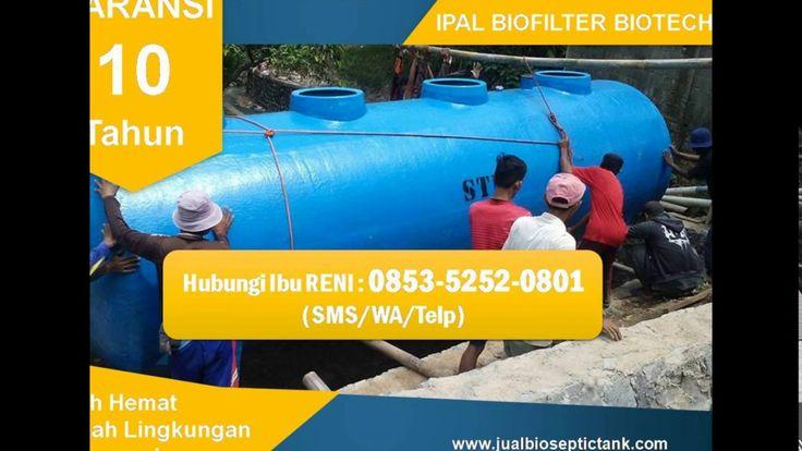 IPAL Bioseven | Biotech Septic Tank di Bekasi | 0853-5252-0801