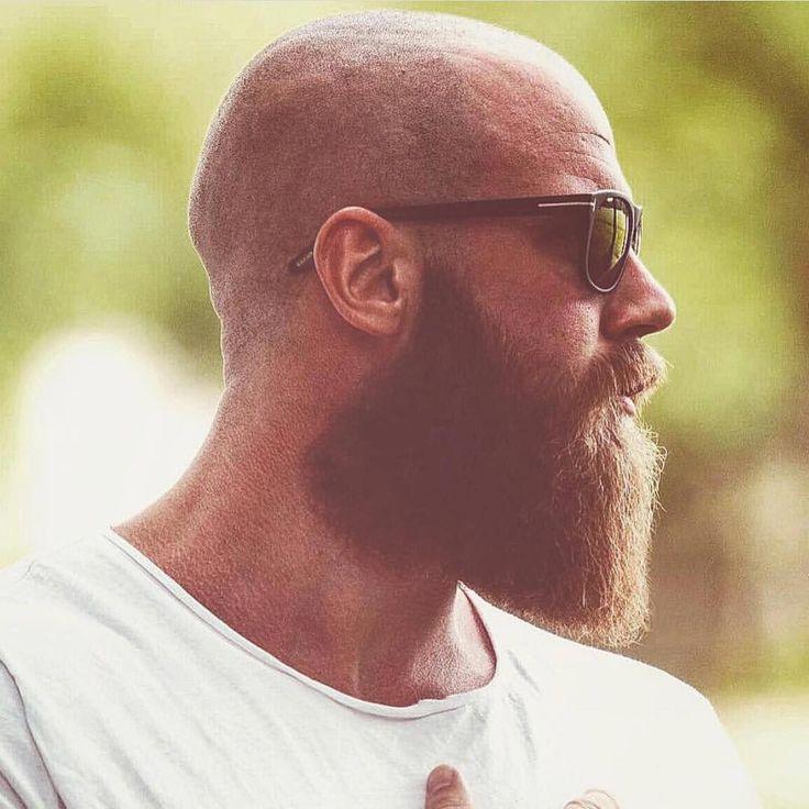 beard guide Beards in 2020 Bald with beard, Beard