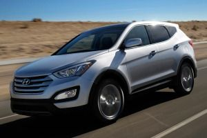 Hyundai Santa Fe Review | Edmunds.com