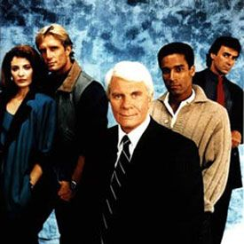 Mission Impossible - (1988). (1988-1990). Starring: Peter Graves, Thaao Penghlis, Tony Hamilton, Phil Morris, Terry Markwell, Jane Badler and Bob Johnson.