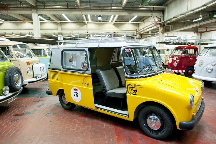 """VW Typ 147 """"Fridolin"""""""
