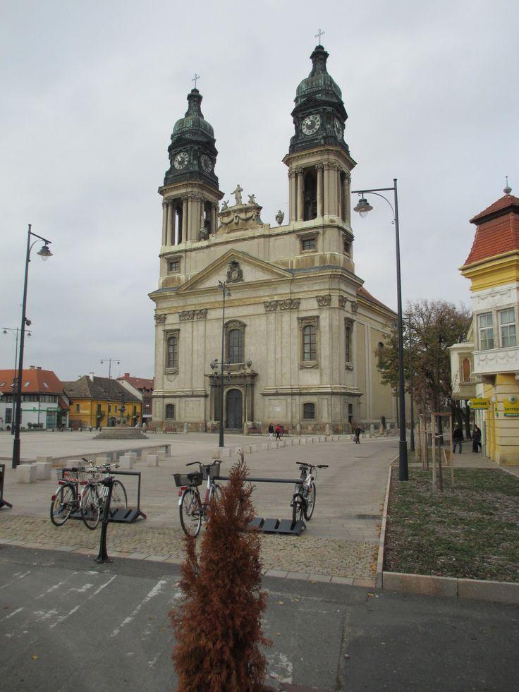 Pápa, Nagytemplom, Hungary