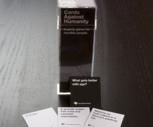 Cards Against Humanity via http://bargainbuys.info