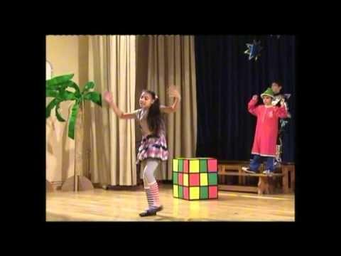 Introducción Navidad Música años 80 4º Primaria - YouTube