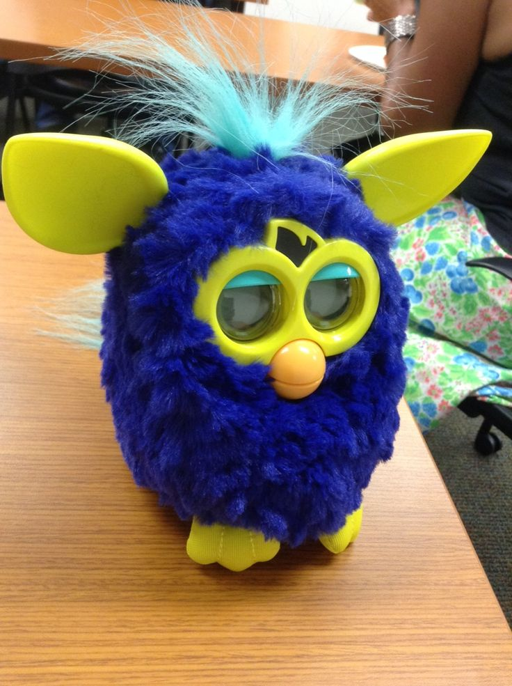 I like this Furby!