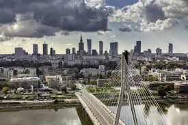 Warsaw - Poland's capitol - 2nd of our 5 community spots