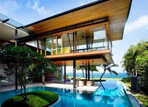 Omg: Contemporary Home, Architects, Dreams Home, Dreams Houses, Pools Houses, Beachhous, Modern Home, Dreamhous, Beaches Houses Design