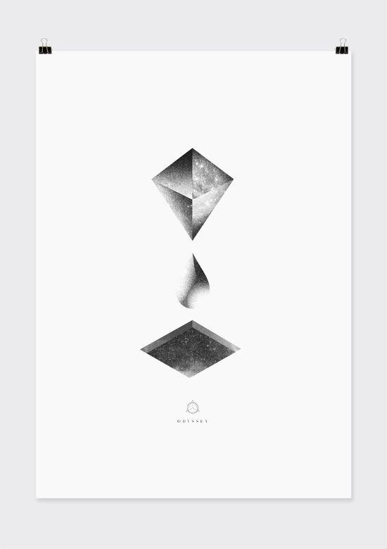 Odyssey Prints - - sam chirnside -