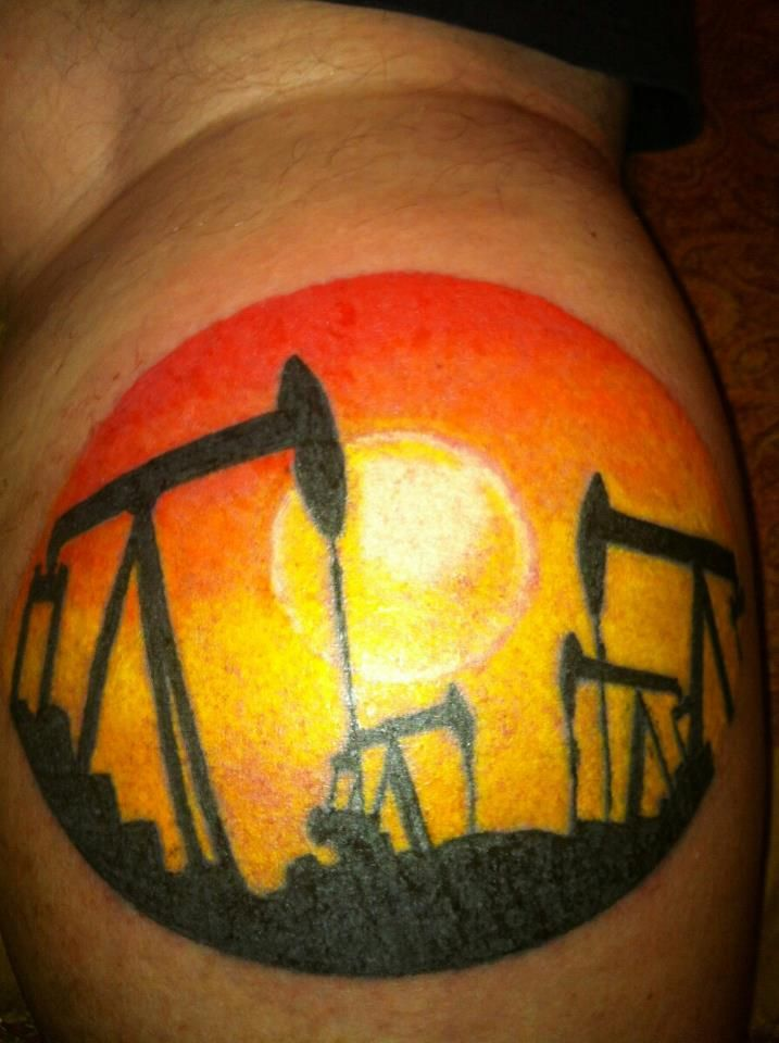 17 best images about oilfield tattoos on pinterest love