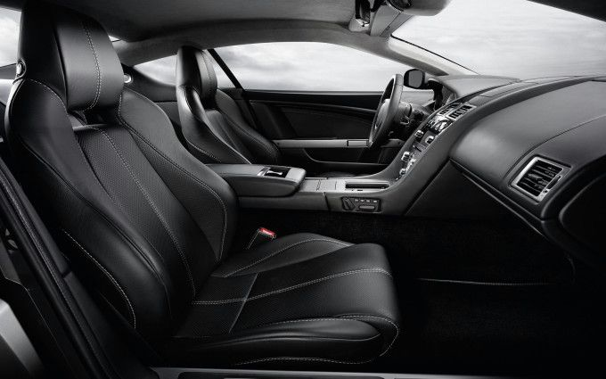 Aston Martin DB9 New Interior cars