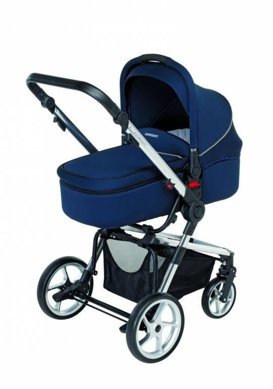 3CHIC marine - ZESTAW 4 w 1 + akcesoria  Wózki dziecięce ogłoszenia agugaga.pl