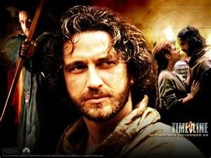 Okay movie, but a great love story... 'Timeline' (Gerard Butler, Paul Walker).