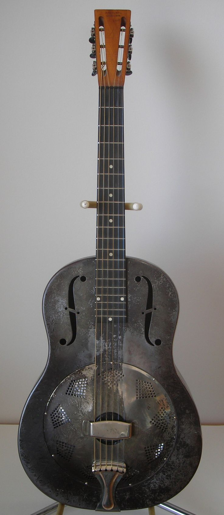 Dobro Bluegrass Tablature - Harp Guitar