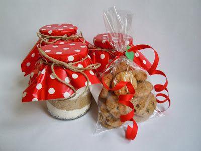 GioKa con Leo: Biscotti in barattolo per (ri)fare il tuo regalo