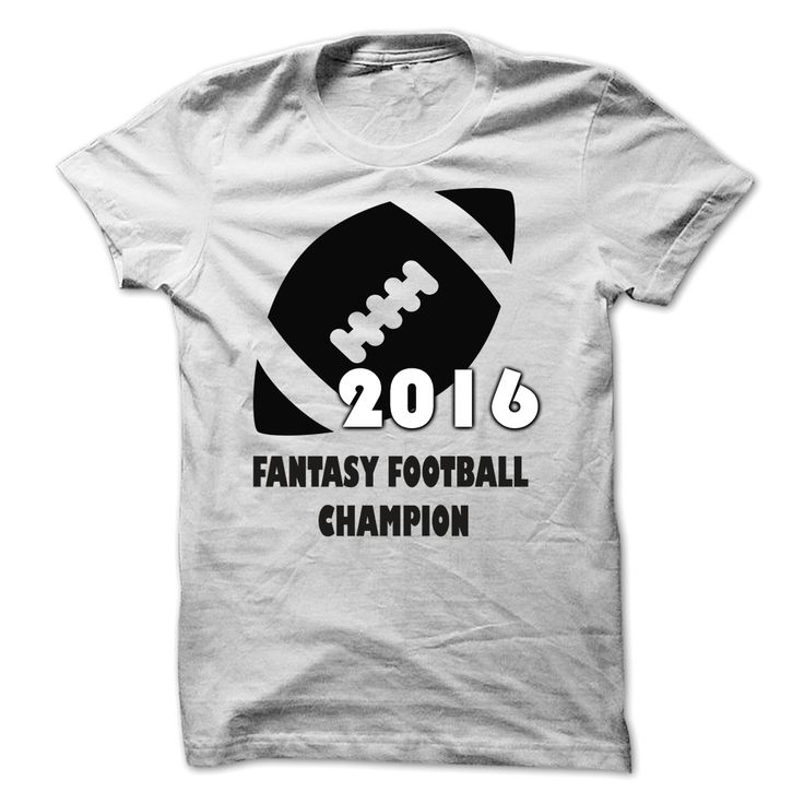 FANTASY FOOTBALL CHAMPION 2016, Order HERE ==> https://www.sunfrog.com/Sports/FANTASY-FOOTBALL-CHAMPION-2016.html?id=41088 #christmasgifts #xmasgifts #footballlovers