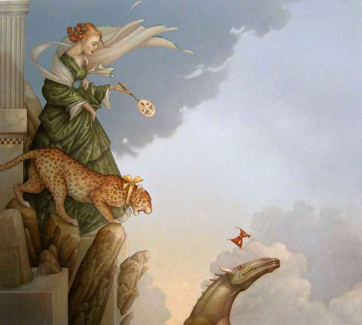 Michael Parkes - Fearless
