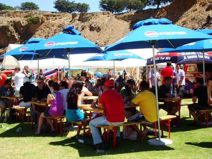 Hillcrest Quarry  Beer Festival