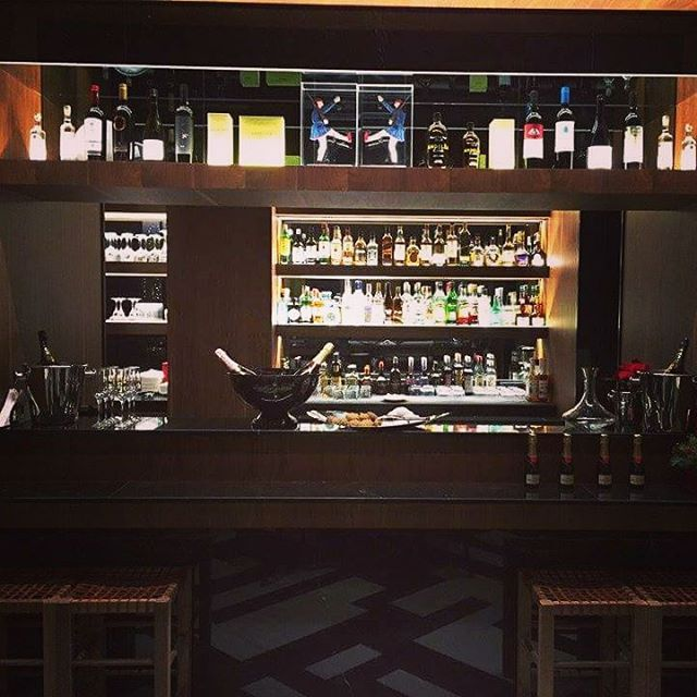 Where that all those #cocktails are prepared! #AthensWas #ModernRestaurant