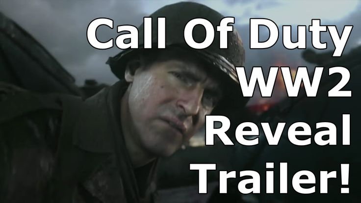 Call Of Duty WW2 Trailer But SFX Are Done By Zimbo