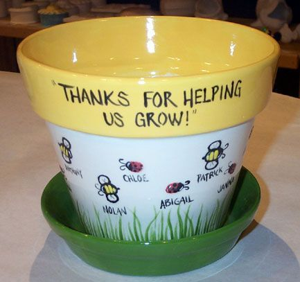 Planter idea