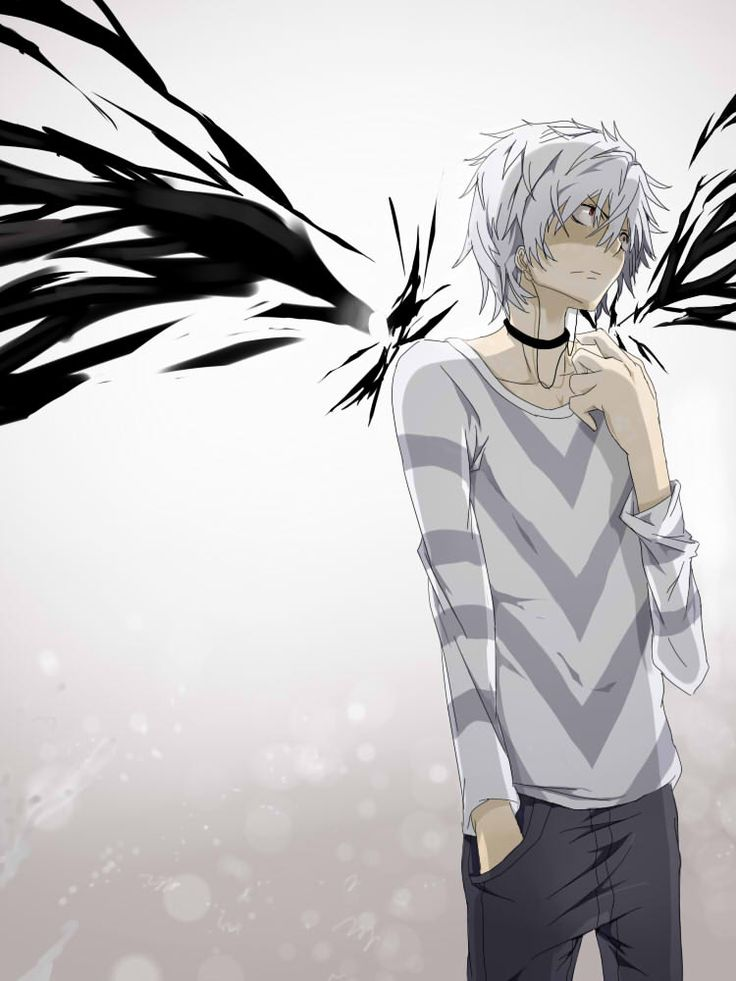 30 Day Anime Challenge - Day 17 Favorite supporting male character - Accelerator from To aru Majutsu no Index. I don't know if he is still counted as a supporting character now that he have his own spun off series... Hmmm...