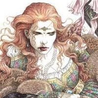 I miss being a mean-ass powerful red head. Illustration by Anne Yvonne Gilbert.