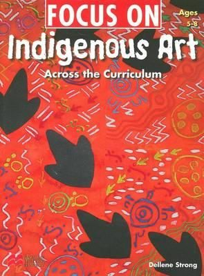 Dellene Strong's resources are great for teaching about Indigenous Art - be sure to teach children that there are MANY forms of indigenous art