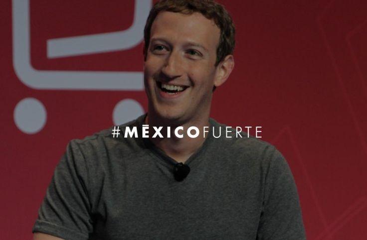 Mark Zuckerberg donará un millón de dólares a la Cruz Roja Mexicana