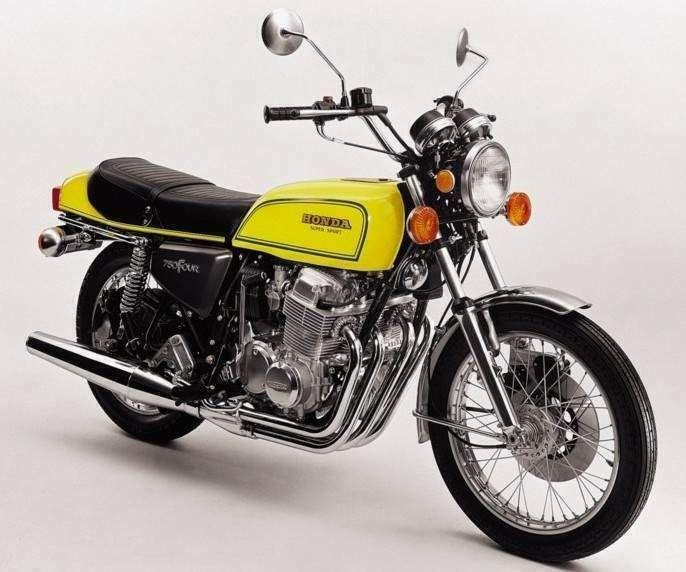 1975 Honda CB 750F1 Supersport