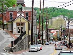 Aberdeen, Maryland  Such a cute town....I want to visit it one day.