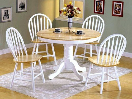 Shop For Acme Furniture 5 Piece Pack Dining Table 07022 SET And Other Room Tables At Kalins Store In Sarasota FL